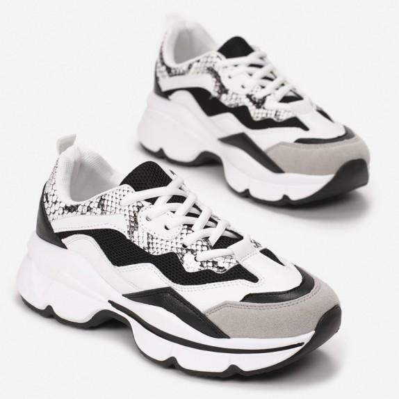 Sneakersy Casso czarne
