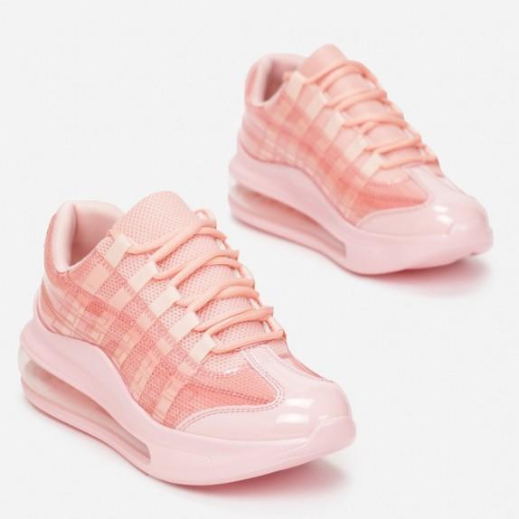 Sneakersy Bevi różowe