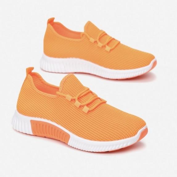 Adidasy siateczka Elise pomarańczowe