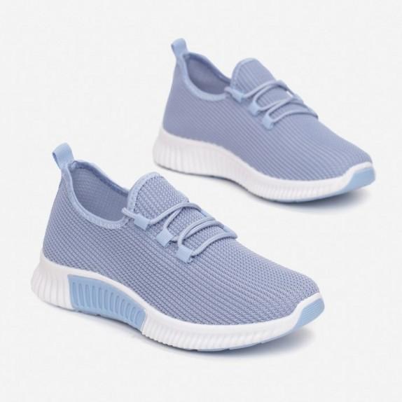 Adidasy siateczka Elise niebieskie