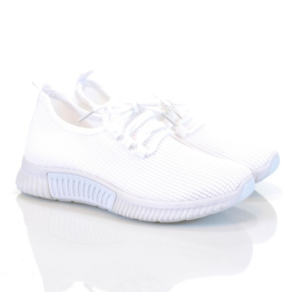 Adidasy siateczka Elise białe