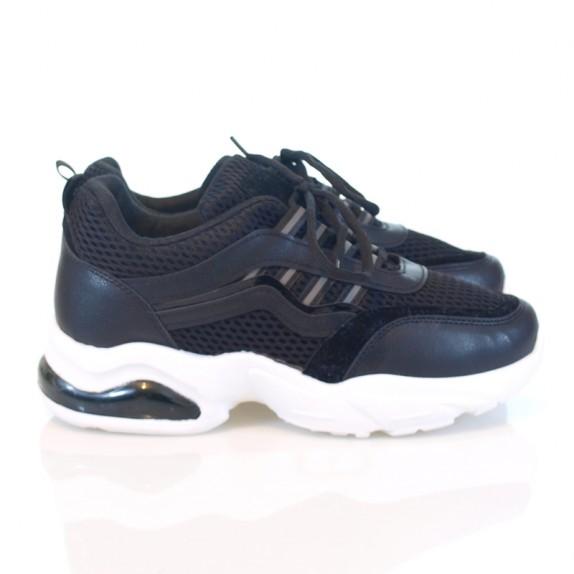 Sneakersy Neila czarne