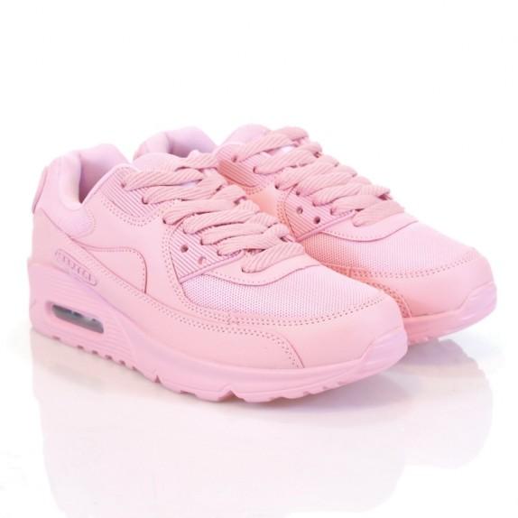 Sneakersy lekkie Remi różowe
