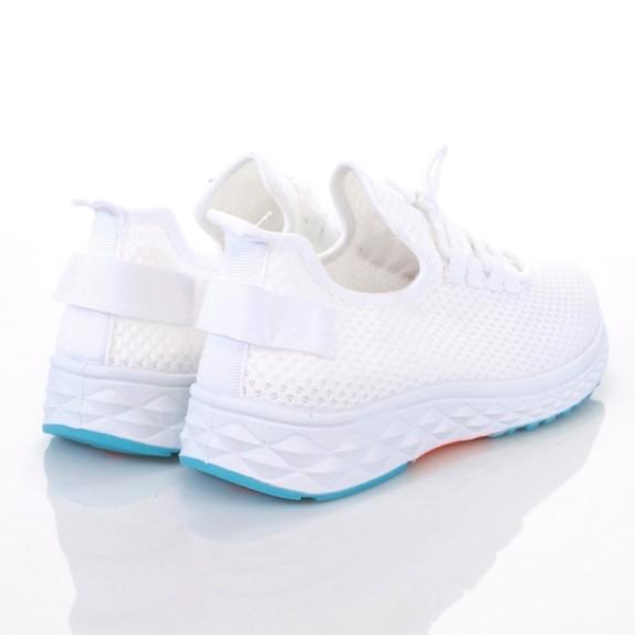 Adidasy siateczka Blis białe