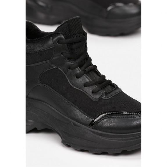 Sneakersy Lari czarne