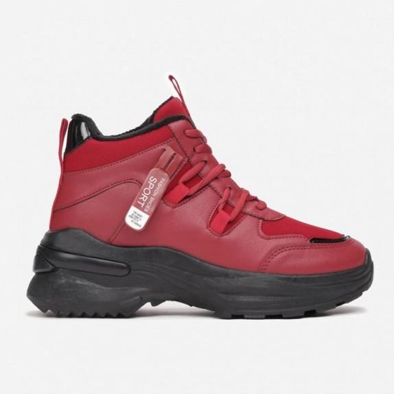Sneakersy Jolly czerwone