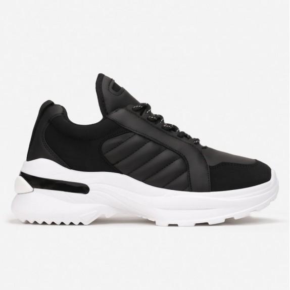 Sneakersy Loni czarne