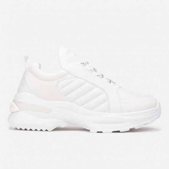 Sneakersy Loni białe