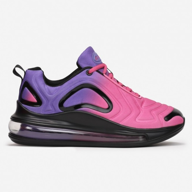 Sneakersy Dani fuksjowe