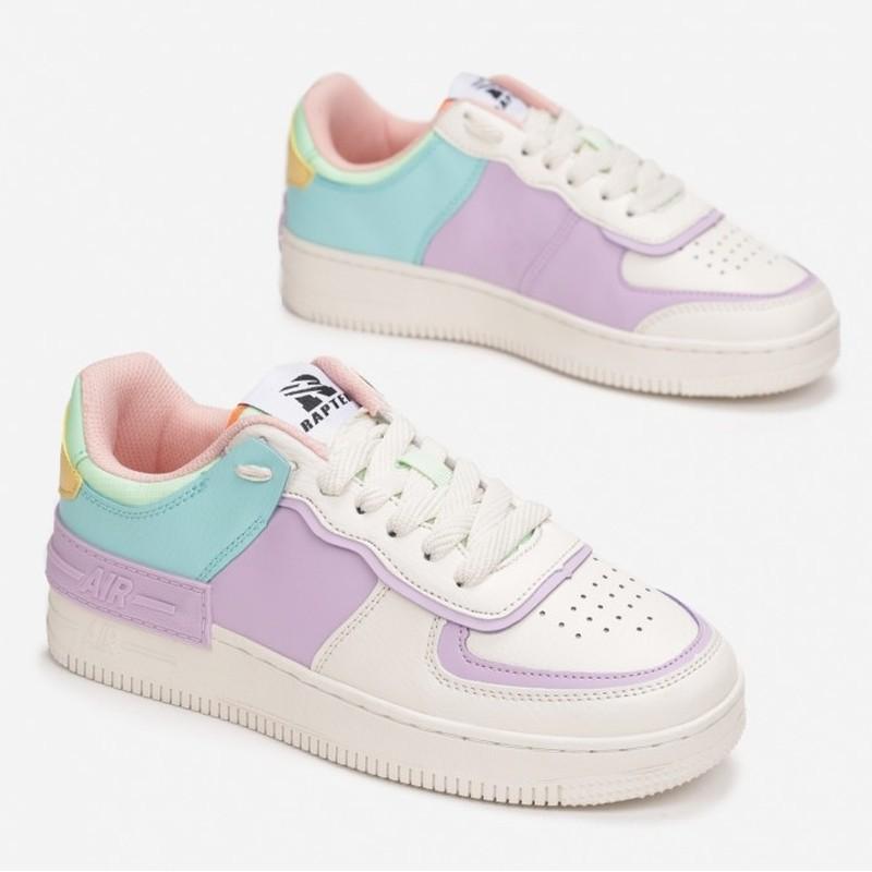 Sneakersy Jena beżowe