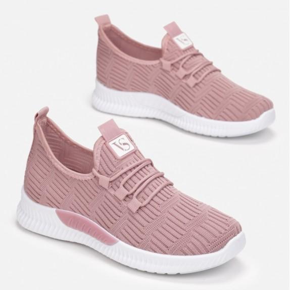 Adidasy siateczka Alvi różowe
