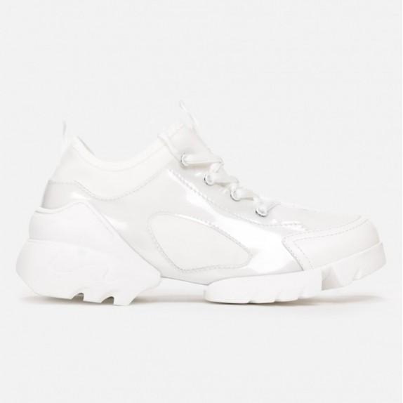 Sneakersy Diora białe
