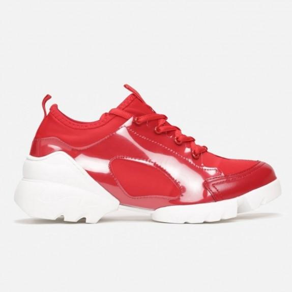 Sneakersy Diora czerwone