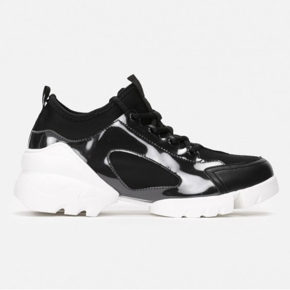 Sneakersy Diora czarne