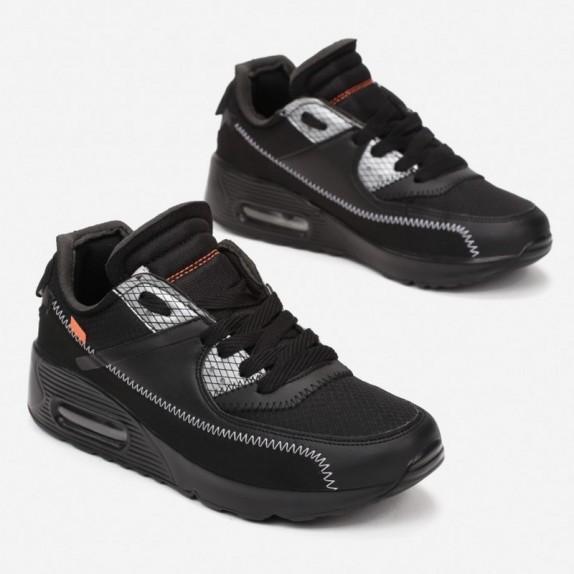 Sneakersy Lolly czarne