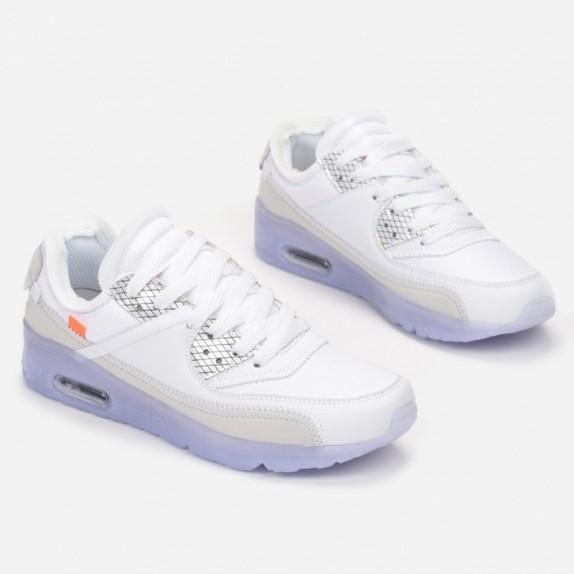 Sneakersy Lolly białe