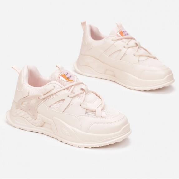 Sneakersy Abella różowe