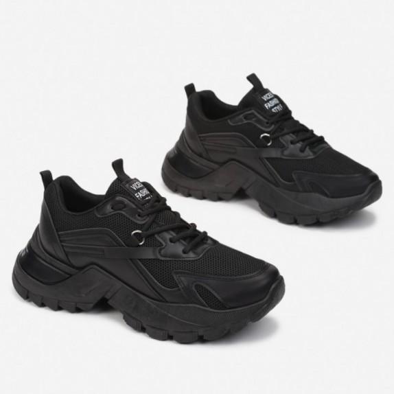 Sneakersy Jaime czarne