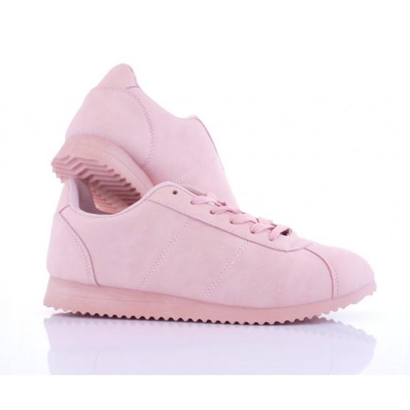 Sneakersy adidasy classic Silvia różowe