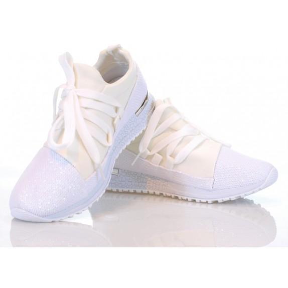 Adidasy błysk Eliza białe