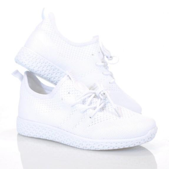Adidasy siateczka Feustine białe